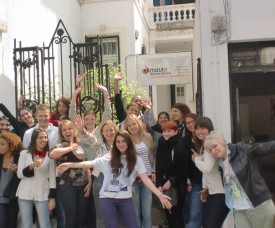 Argentina student