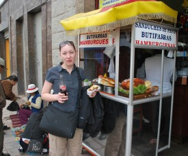 street food cusco