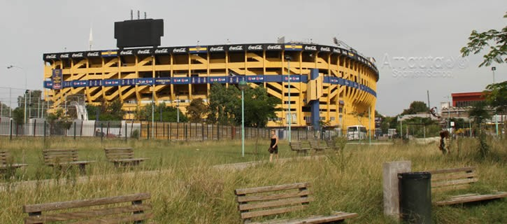 Voetbalgids voor Spaanse studenten in Buenos Aires