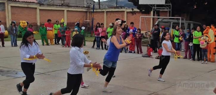 Volunteer experiencie in Peru