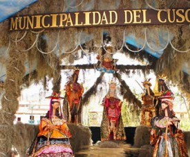 Peruvian Nativities in Cusco