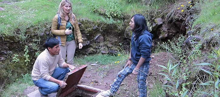 Volunteer project in a local community in Cusco needs volunteers to help with a new hydraulic system
