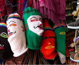 Shopping in Cusco Peru
