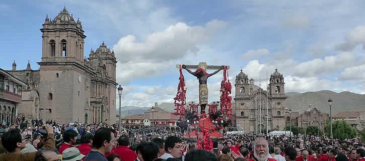 Experiencing Semana Santa in Cusco, Peru