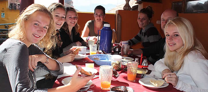 Beautiful Video Testimonial from Spanish student in Cusco