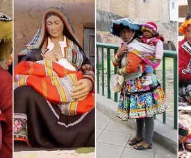 Mother´s Day in Cusco, Peru