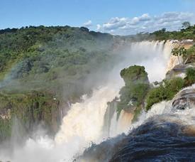 Adembenemend: bezoek de Watervallen van Iguazú