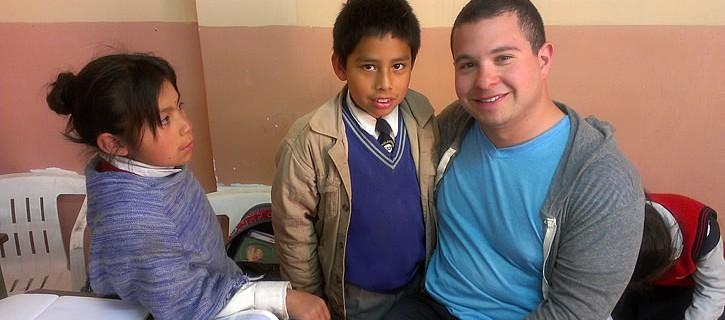An experience doing Volunteer Work in Peru