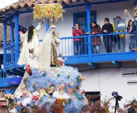 What's next: The Festival of the Virgen del Carmen in Paucartambo