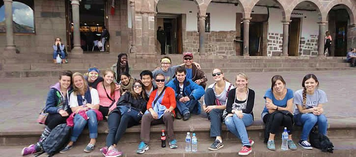 After 6 weeks of Spanish classes in Cusco