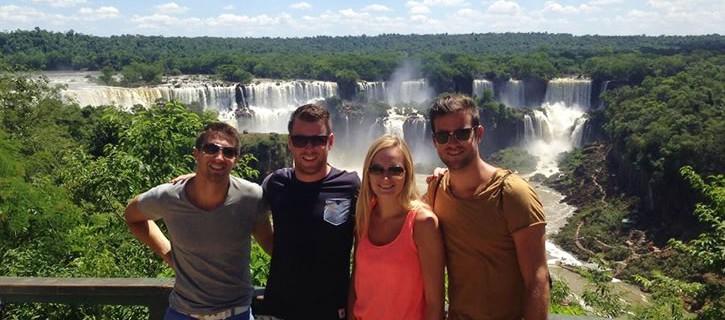 weekend naar de Iguazu Watervallen!