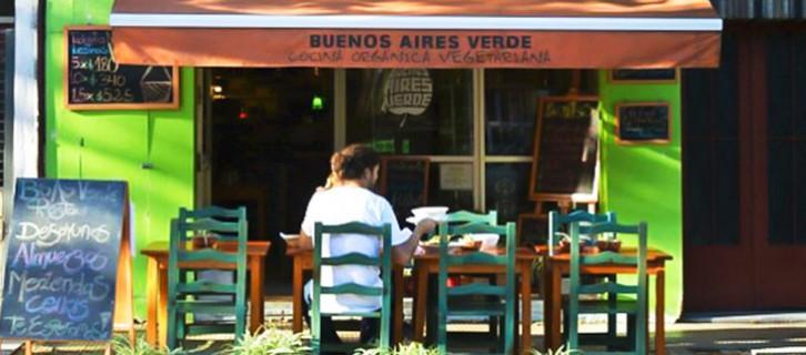 De beste vegetarische restaurants in Buenos Aires