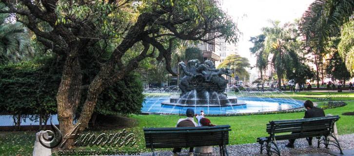 Plaza-fabini-montevideo-uruguay