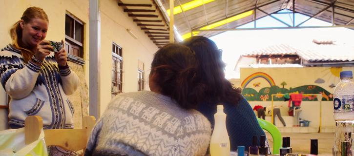 Volunteer Work in Cusco: read Emily's story