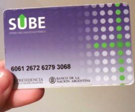 Hoe werkt het openbaar vervoer in Buenos Aires?