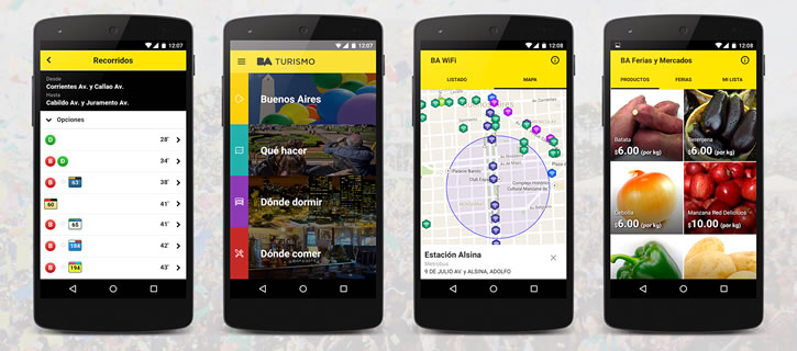 The most Useful Buenos Aires apps