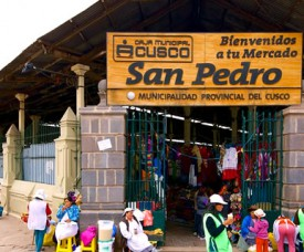 A Virtual Tour of the San Pedro Market in Cusco