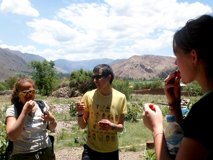 What to do on AMAUTA Sacred Valley Campus?
