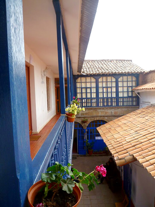 Student Residence in Cusco