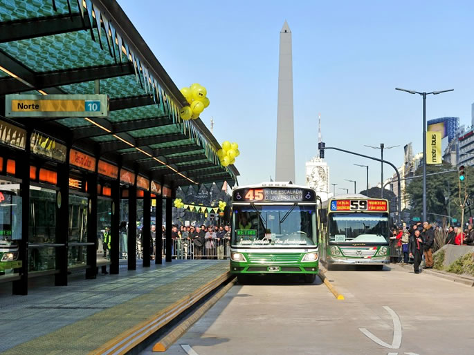 Public Transport in Buenos Aires