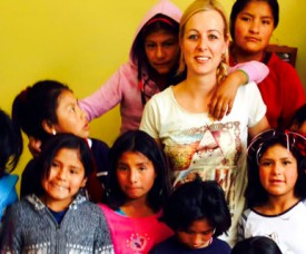 How a Volunteer in Cusco did a great job