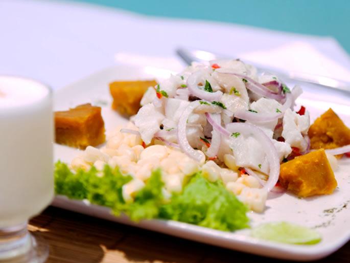 Eating gluten-free in Peru