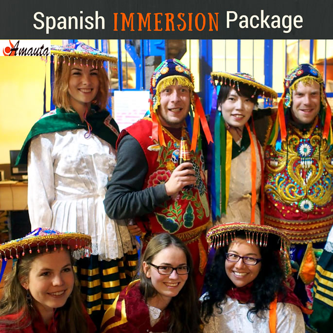 Spanish Immersion Pack