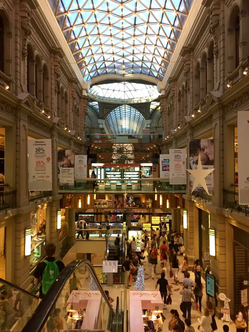 Shop till you drop in Buenos Aires