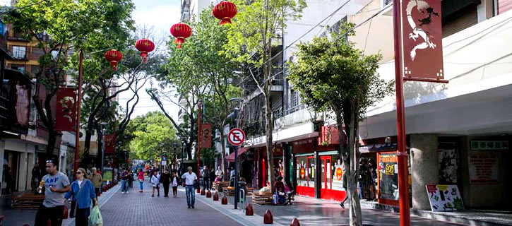Top 3 Tips: the nicest restaurants in the famous Barrio Chino of Buenos Aires