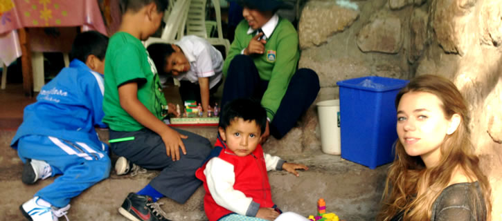 Noah's story: About Learning Spanish & Volunteering in Peru