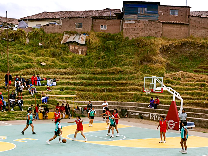 Get Involved in Sports while Learning Spanish in Cusco!