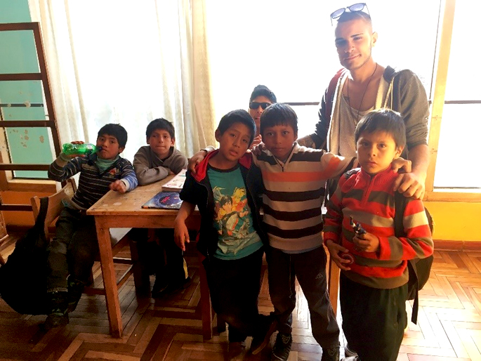 Teaching English in Peru
