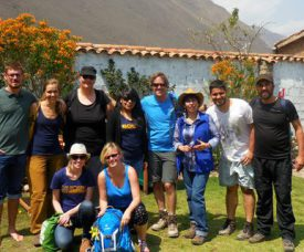 Study Spanish in the Sacred Valley