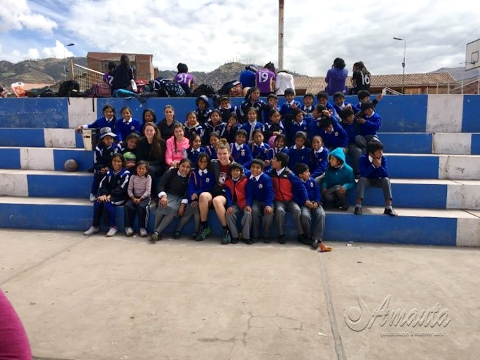 Spanish homestay and volunteer in Cusco