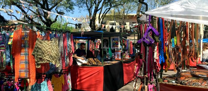 The hippest Outdoor Markets & alternative Ferias in Buenos Aires