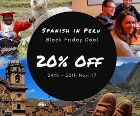 Spanish Courses in Peru