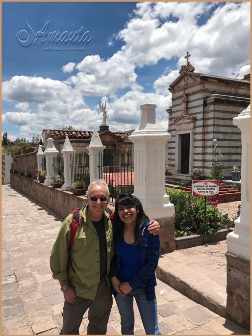 Spanish Immersion in Peru: a visit to the Cusco Cemetry
