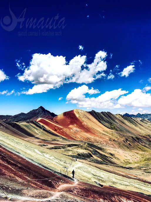 rainbow mountain tour peru