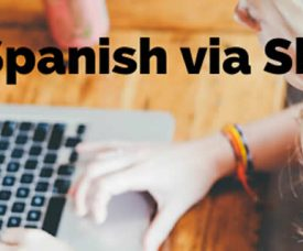 Amauta Spanish Lessons via Skype