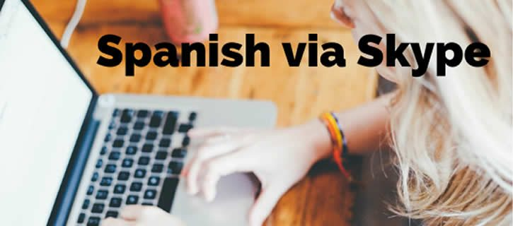 Amauta Spanish Lessons via Skype