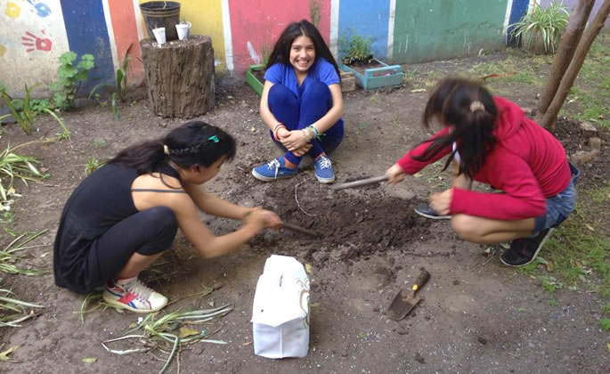 Annabel´s experiences as a volunteer in Buenos Aires