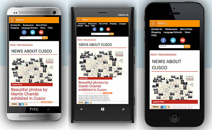 This app offers you a fast and easy way to read Peru News in Spanish