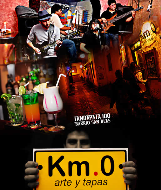Km 0, nightlife Cusco