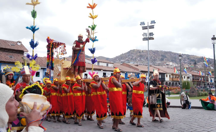 June Festivals, Cusco, Peru