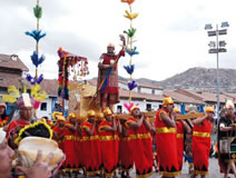 AMAUTA's student guide to Inti Raymi Cusco