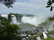 Breathtaking: visit the Water Falls of Iguazú