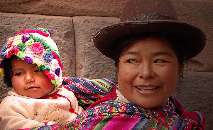 Mother Day Cusco Peru