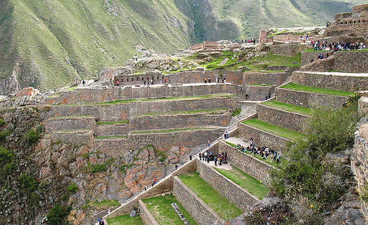 Ruins of Ollantaytambo, Cusco