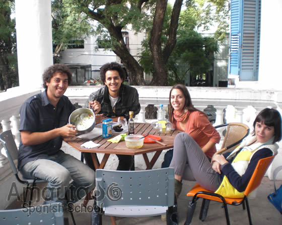 Students of Argentina