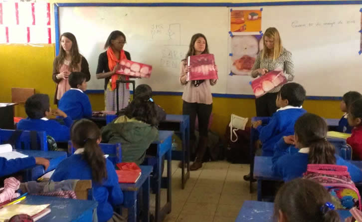 volunteering program in Cusco, Peru
